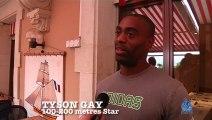 """Tyson Gay: """"I respect Usain Bolt"""""""