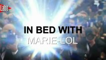 In bed with Marie-Lol (1): kiss à Sophie Marceau