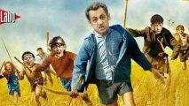«La guerre des boutons» de Sarkozy