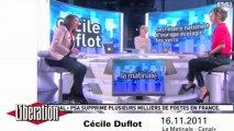 Législatives à Paris : la guerre Duflot/Delanoë pire que Dati/FIllon?