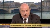 """Jean-Marie Le Guen """"regrette"""" le départ de Delphine Batho"""