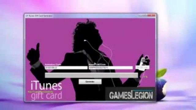 Générateur de cartes iTunes Gratuit Téléchargement Gratuit # July 2013 Update
