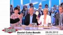 Cohn-Bendit cultive l'anti langue de bois