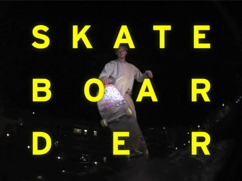 "Nicolas Malinowsky ""Skateboarder"" (official video)"