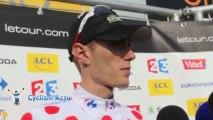 """Tour de France 2013 - Pierre Rolland : """"Il fallait être présent à l'avant"""""""