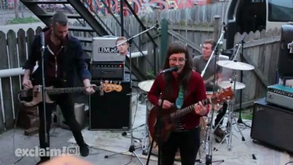 Lemuria - From Your Girl (The Muffs cover) (Live on Exclaim! TV)