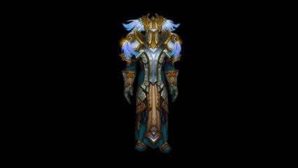 World of Warcraft T16 Paladin