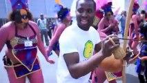 Capoeira Paris - Acrobaties et Show des Danseurs Foire de Paris