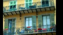 Vieux-Nice Old Town Nice France Vignettes