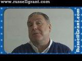 Russell Grant Video Horoscope Capricorn July Thursday 4th 2013 www.russellgrant.com