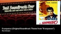 """Riz Ortolani - Il sorpasso - Original Soundtrack Theme from """"Il sorpasso"""""""