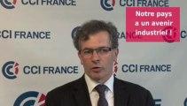 CCI France - Une minute pour parler d' industrie - JF. CLEDEL