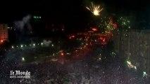 Scènes de liesse en Egypte après la destitution de Morsi