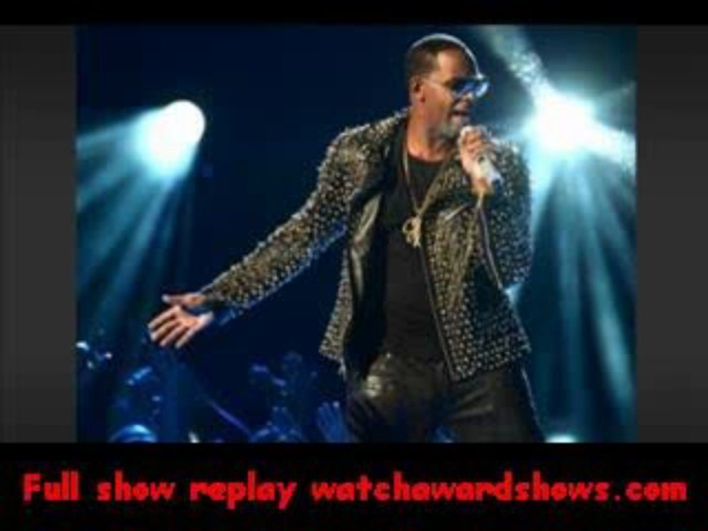 R  Kelly live performance BET Awards 2013 Seems Like You're Ready BET  Awards 2013