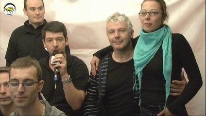 Talent sur Scène 2013 - Interview Patrice (Studio Sud) & Présentation Equipe ASV TV