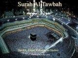 009 Surah Al Tawbah (Abdul Rahman as-Sudais)