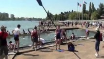 Teaser Championnat de France d'aviron Cadet et Junior - Vichy