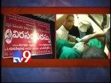 Former Naxalite Ganti Prasadam attacked by unknown assailants