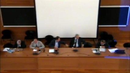 Sessione d'apertura: Intervento di Livio Sacchi (Presidente f.f.Ordine Architetti PPC Roma e Provincia)