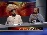 AbbTakk -Table Talk Ep 31 (Part 3) 4 July 2013-topic (Democracy, Inflation and Unemployment in Pakistan.) official