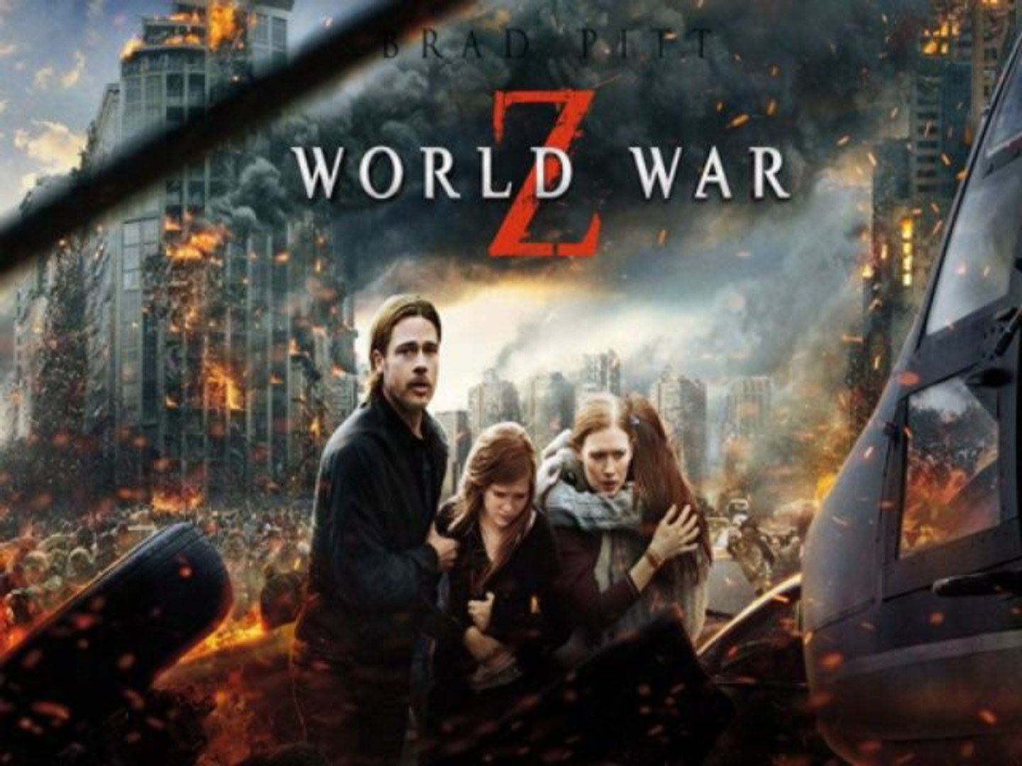 Complete Movie ONLINE World War Z  ++ FREE Movie++ with High Definition 720p [streaming movie new]