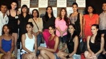 Lakme Fashion Week Winter Festive 2013 Audition | Sonal Chauhan, Pria Kataria Puri