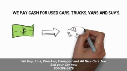 sell my junk car in Union, NJ