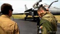 Les coulisses de la démonstration Rafale - Bourget 2013 - Dassault Aviation