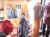 Interview exclusive de Sylvie Vartan pour son nouvel album intitulé Sylvie in Nashville