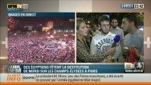 """BlogCopte sur BFMTV : """"L'Egypte n'est pas un pays dans lequel nous vivons, mais un pays qui vie en nous"""""""