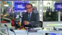 Présentation d'une imprimante 3D d'A4 Technologie : Frédéric Simottel, Paris est à vous - 5 juillet