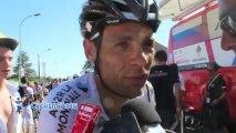 """Tour de France 2013 - Jean-Christophe Peraud : """"C'est le premier rendez-vous"""""""