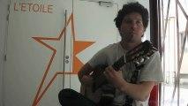 Miguel et Nicolas Haller, compositeurs, chanteurs, guitaristes