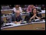 """Viviane Reding : """"Il n'y a plus de politiques intérieures nationales, il n'y a plus que des politiques européennes"""""""