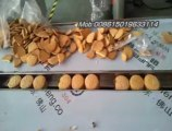biscuit packing machine ,flow pack biscuit packaging