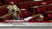 En Séance - Débat sur l'orientation des finances publiques