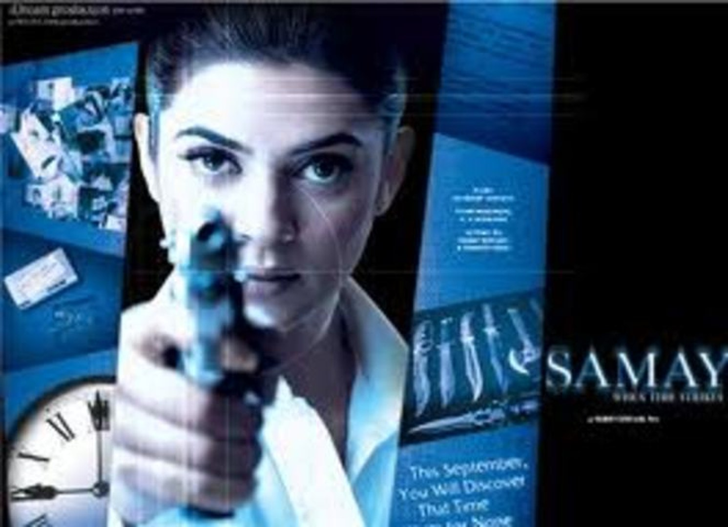 Samay | Full Length Bollywood Suspense Thriller Hindi Film | Sushmita Sen,  Jackie Shroff
