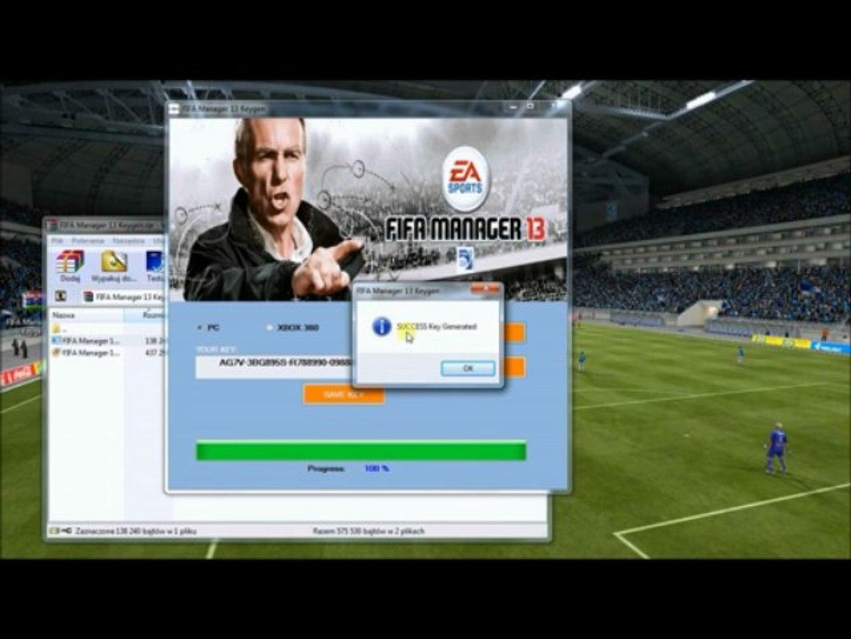 Fifa Manager 13 Keygen