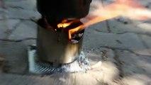 Réchaud à bois Fire Profi éco 105mm