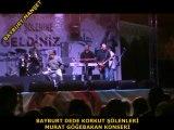 Bayburt Dede Korkut Şölenleri Murat Göğebakan Konseri - 3