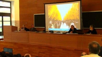 Sessione d'apertura: Intervento di Thomas Melin (responsabile rapporti internazionali-UN-HABITAT)