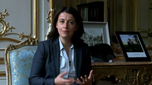 Message de Cécile Duflot à l'occasion du premier Congrès national des développeurs territoriaux