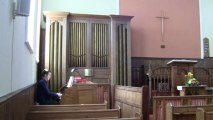 Saviour, blessed Saviour - Chris Lawton at Freethorpe Methodist Church, Norfolk