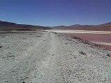 Laguna Colorada, Altiplano Bolivien