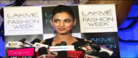 Sonal Chauhan with Lakme Fashion Week 2013
