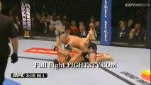 @Baczynski vs Melancon fight video