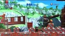 Sonic Generations - Planet Wisp Acte 1 - Défi 3 : Un peu de jonglage 2