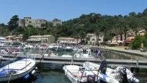 Le petit port de Port-cros