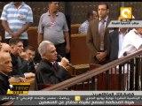 تأجيل إعادة محاكمة مبارك ونجليه والعادلي وآخرين إلى 17 أغسطس