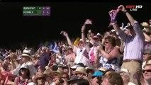Andy Murray Wins  Wimbledon 2013 Title Final Match Point Highlights Wimbledon 2013